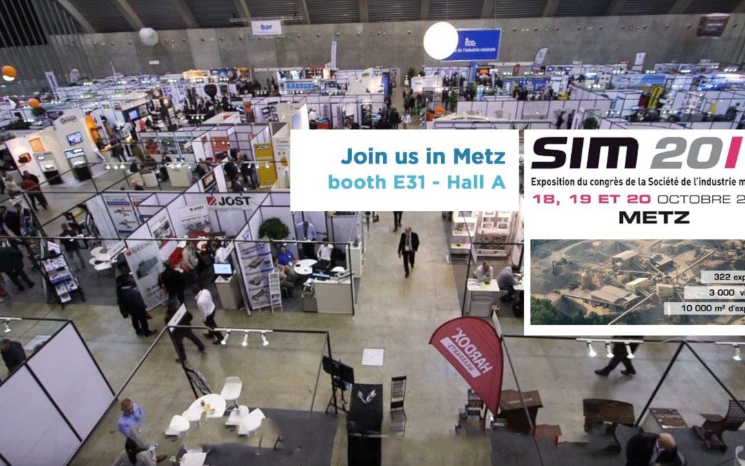 STM at SIM 2017 – Metz, France
