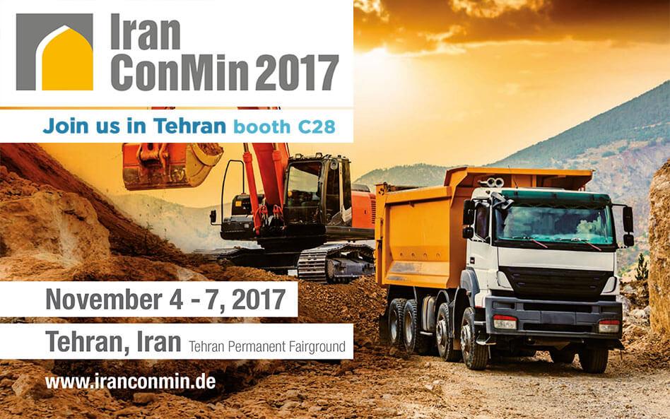 STM at IranConMin 2017 – Tehran