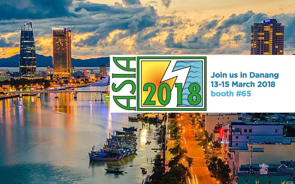 STM at ASIA 2018 – Danang