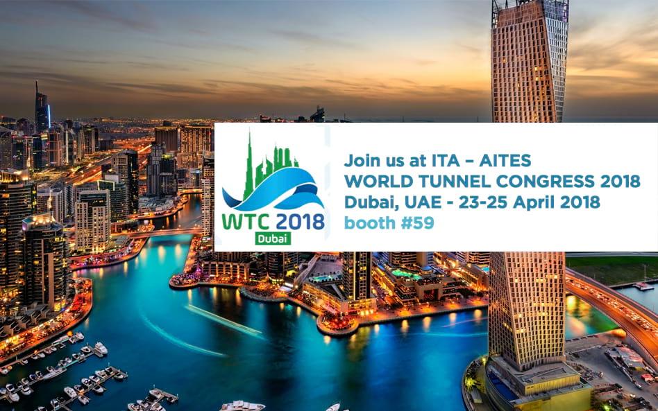 STM at WTC 2018, Dubai